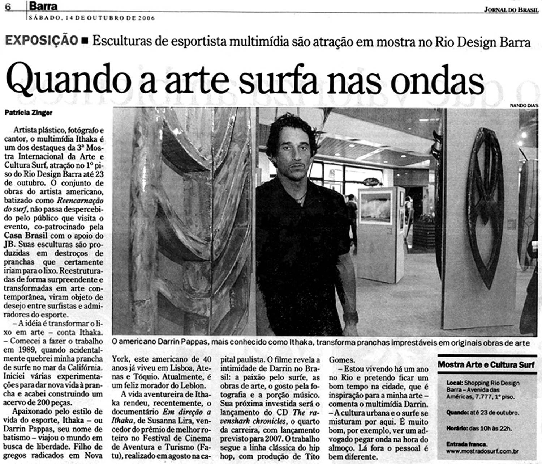 20061014_JornalBrasil_Ithaka
